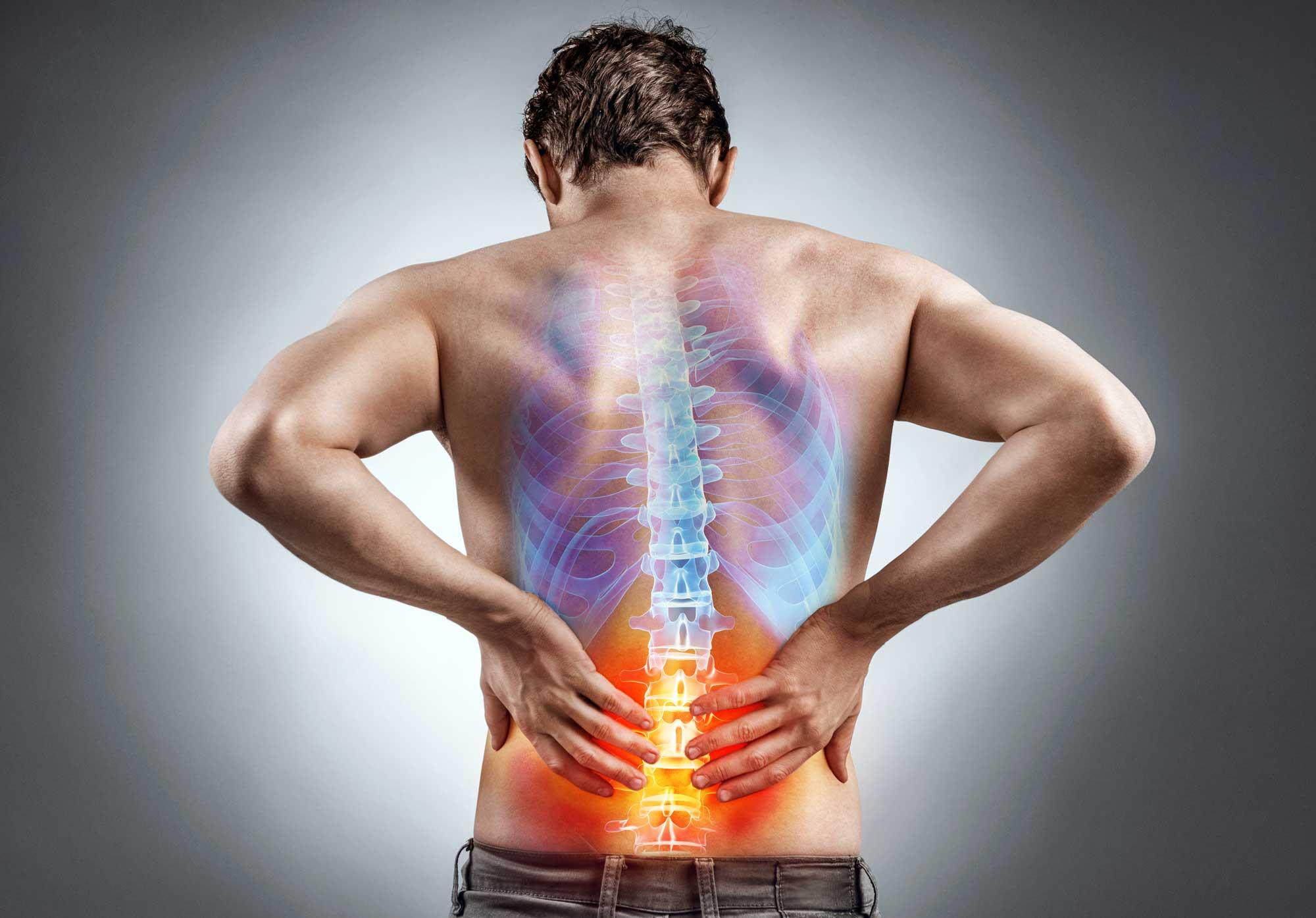 patologías de la columna vertebral