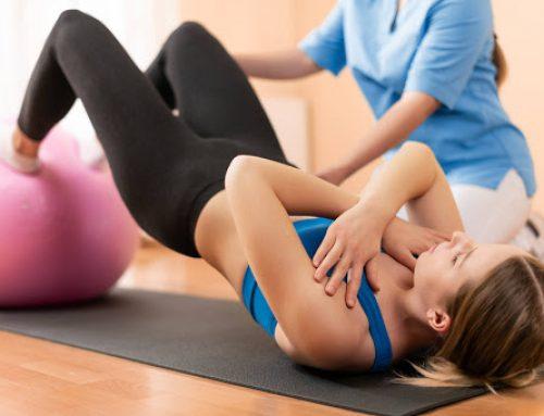 Clínica de fisioterapia en Conde de Orgaz