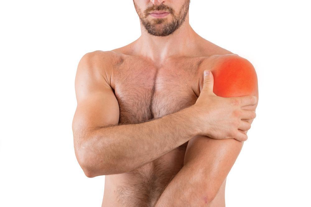 bursitis subacromia o de hombro