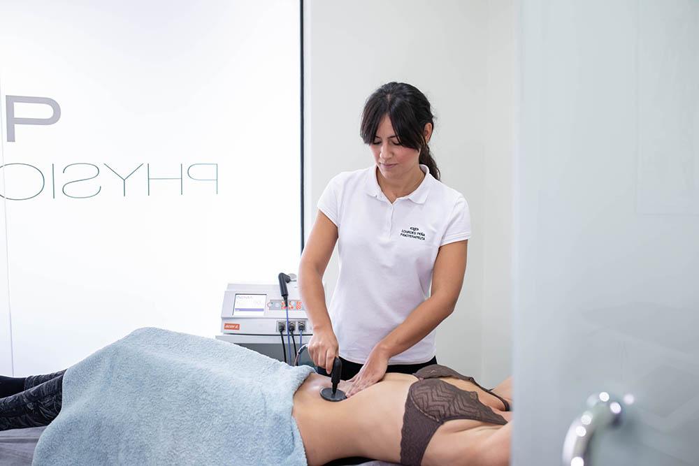 fisioterapia en el embarazo en Madrid