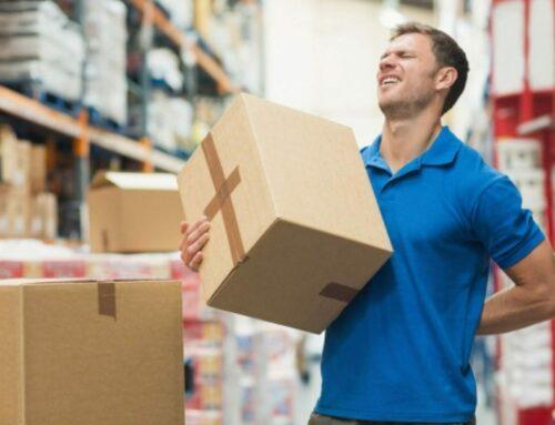 Prevenir los riesgos disergonómicos en el trabajo